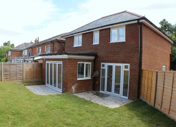Thumbnail 3 bed detached house for sale in Aldermaston Road, Sherborne St. John, Basingstoke
