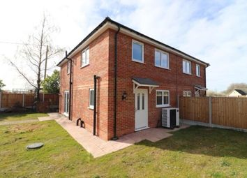 Aveley Road, Upminster RM14. 3 bed semi-detached house