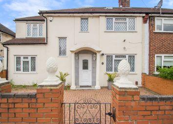 Thumbnail 5 bedroom semi-detached house for sale in Chapman Road, Croydon
