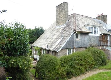 Thumbnail 3 bed semi-detached house for sale in Llanmartin, Newport