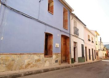 Thumbnail 3 bed town house for sale in Spain, Valencia, Alicante, Alcalalí