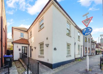 Thumbnail 2 bed flat for sale in Pound Street, Carshalton