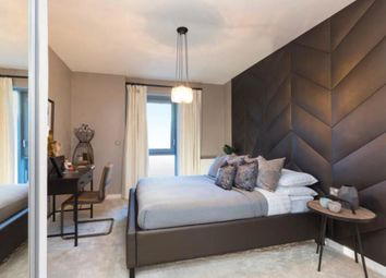 Thumbnail 1 bed flat for sale in Copenhagen Place, London