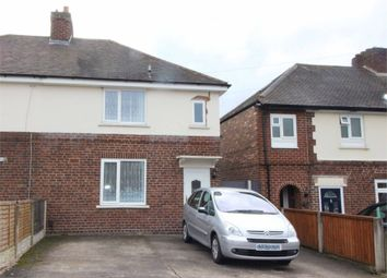 Thumbnail 3 bed semi-detached house for sale in Nevill Street, The Leys, Tamworth, Staffordshire