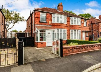 Thumbnail 3 bed semi-detached house for sale in Leighbrook Road, Fallowfield, Manchester, Uk
