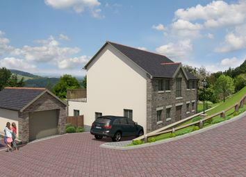 Thumbnail 4 bed detached house for sale in Joys Green Road, Lydbrook, Gloucestershire