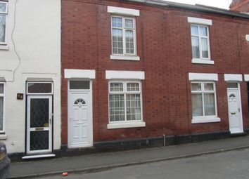 Thumbnail 3 bed terraced house to rent in Willington Street, Nuneaton, Warwickshire