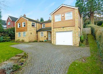 Thumbnail 5 bedroom detached house to rent in Oakhill Road, Sevenoaks