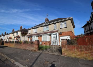 Thumbnail 3 bed semi-detached house for sale in Coxford Drove, Southampton