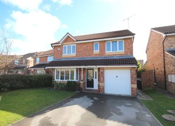 Thumbnail 4 bed detached house for sale in Rowan Court, Woodlesford, Leeds