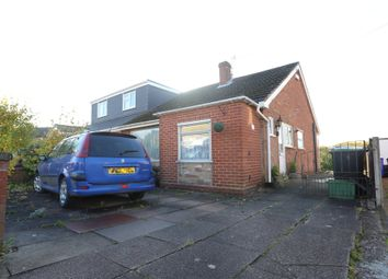 Thumbnail 2 bedroom bungalow for sale in Westsprink Crescent, Westonfields