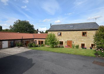 Thumbnail 3 bed barn conversion for sale in Main Street, Badsworth, Pontefract