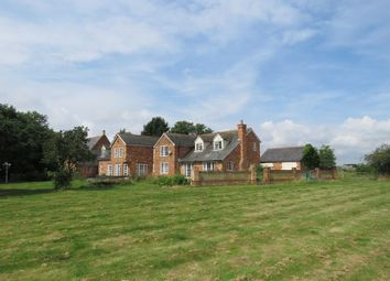 Thumbnail 6 bed detached house for sale in Everton Road, The Heath, Gamlingay, Sandy