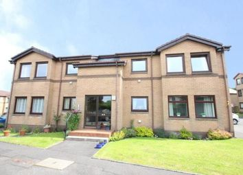 Thumbnail 1 bed flat for sale in Campsie Court, Lenzie, Glasgow, East Dunbartonshire