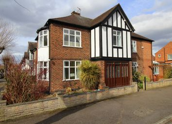 Thumbnail 5 bedroom detached house for sale in Mellors Road, West Bridgford, Nottingham