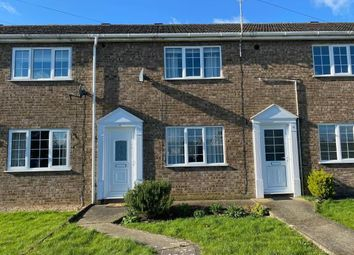Thumbnail 2 bed terraced house for sale in St Marys Avenue, Welton, Lincoln, Lincolnshire