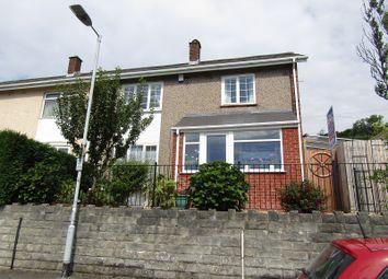 Thumbnail 3 bed property for sale in Davis Street, Plasmarl, Swansea.