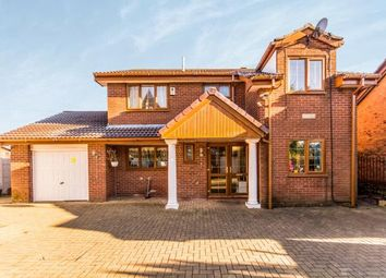 Thumbnail 4 bedroom detached house for sale in Bridge Close, Radcliffe, Greater Manchester