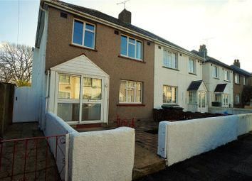 Thumbnail 3 bed semi-detached house for sale in Austin Road, Northfleet, Gravesend