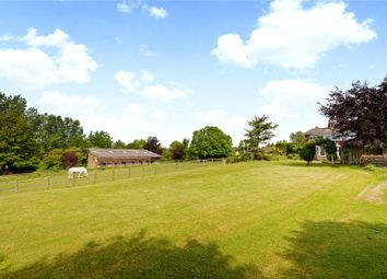 Thumbnail 3 bed detached house for sale in Chilcomb, Winchester, Hampshire