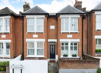 Thumbnail 2 bed terraced house for sale in St Louis Road, West Norwood