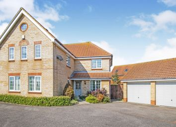 Thumbnail 4 bedroom detached house for sale in Thixendale, Carlton Colville, Lowestoft