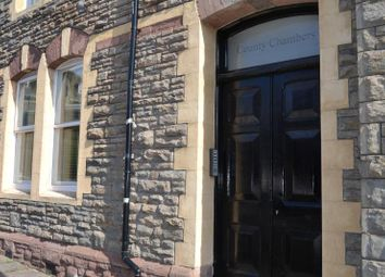 Thumbnail 2 bedroom block of flats to rent in Flat 5, County Chambers, Pentonville, Newport, Gwent