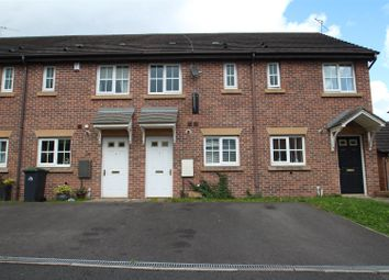 Thumbnail 2 bed town house for sale in Steeple Way, Stoke, Stoke-On-Trent