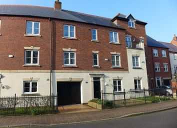 Thumbnail 4 bed town house for sale in Danvers Way, Fulwood, Preston, Lancashire