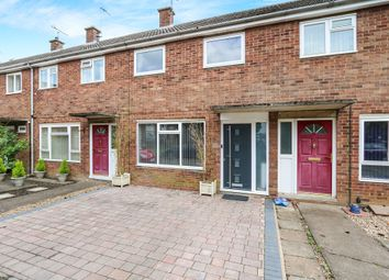 Thumbnail 2 bedroom terraced house for sale in Shillitoe Close, Bury St. Edmunds