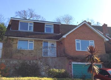 Thumbnail 4 bedroom detached house to rent in Wartling Close, St. Leonards-On-Sea