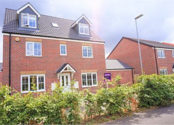 Thumbnail 5 bed detached house for sale in Galava Walk, Ingleby Barwick