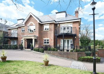 Thumbnail 2 bed flat for sale in The Chantries, 18 Uxbridge Road, Stanmore