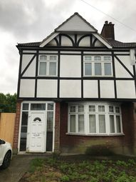 Thumbnail 3 bed semi-detached house for sale in Vista Drive, Ilford, Greater London