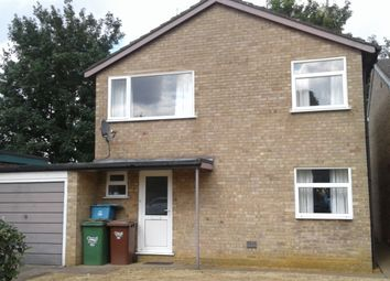 Thumbnail 3 bed detached house to rent in Valley Road, Banbury