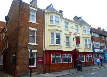 Thumbnail Pub/bar for sale in The Red Lion, 37- 38 Priestgate, Darlington