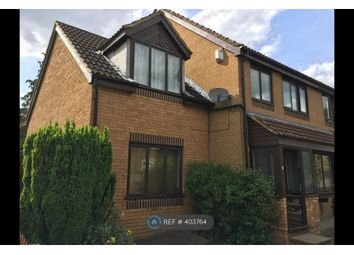 Thumbnail 4 bed end terrace house to rent in Merganser Gardens, London