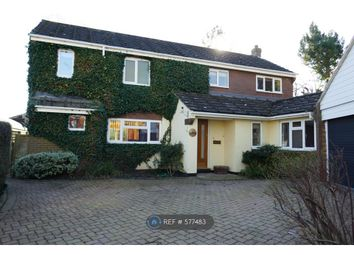 Thumbnail 4 bed detached house to rent in School Road, Wheaton Aston, Stafford
