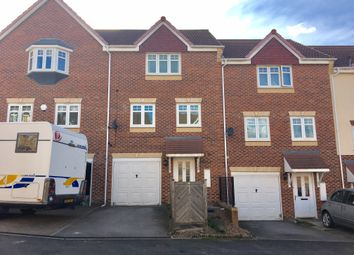 Thumbnail 4 bed town house for sale in Foxglove Fold, Catsleford
