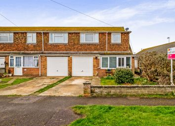 Thumbnail 3 bed end terrace house for sale in Friars Avenue, Peacehaven