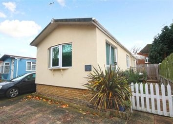 Thumbnail 2 bed mobile/park home for sale in Mitre Close, Shepperton, Surrey