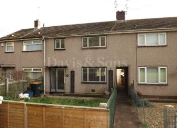 Thumbnail 2 bed terraced house to rent in St. Cadocs Close, Cearleon, Newport.