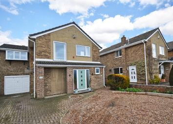 Thumbnail 4 bed detached house for sale in Pennine Close, Lupset Park, Wakefield