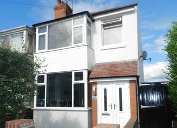 Thumbnail 3 bedroom end terrace house to rent in Pickmere Avenue, Blackpool
