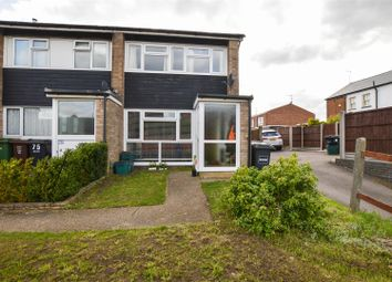 Thumbnail 2 bed end terrace house for sale in High Street, London Colney, St. Albans