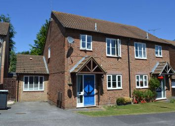 Thumbnail 3 bed semi-detached house to rent in Shalbourne Close, Hungerford
