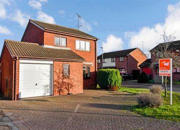 Thumbnail 3 bed detached house for sale in Partridge Grove, Werrington, Peterborough