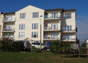 Thumbnail 2 bed flat for sale in Flat, 7 Louisa Terrace, Exmouth