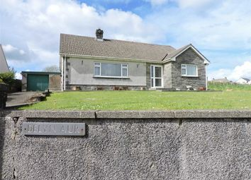 Thumbnail 4 bed detached bungalow for sale in Maenclochog, Clynderwen, Pembrokeshire