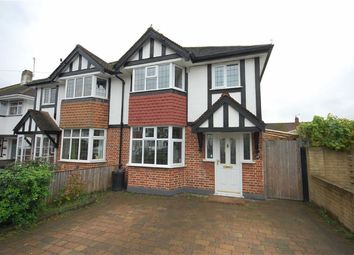 Thumbnail 3 bed semi-detached house to rent in Pine Gardens, Ruislip Manor, Ruislip